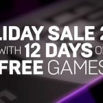 12 days of free games